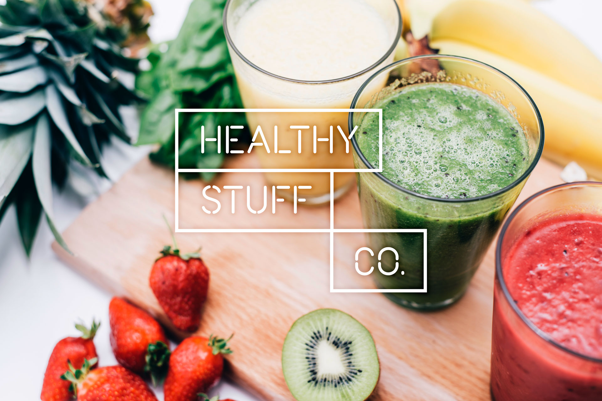 Healthy Juice Drinks